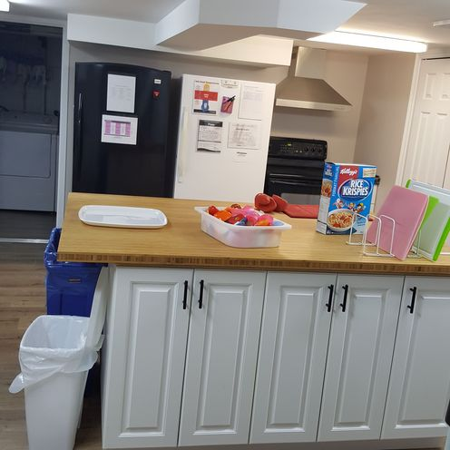 daycare kitchen